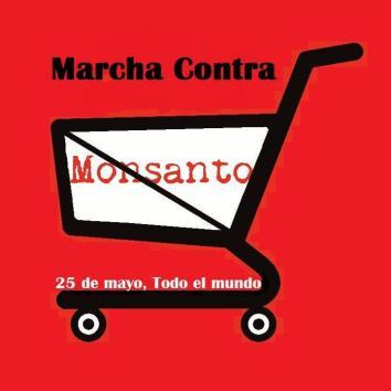 El 25 de mayo, activistas de todo el mundo se unirán a la Marcha contra Monsanto.