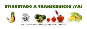Etiquetar los alimentos transgénicos