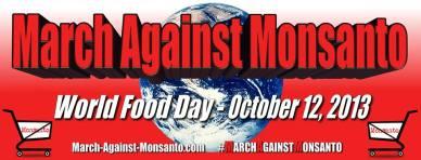 Marcha contra Monsanto #MAM #12O [ES] 12 Octubre 2013