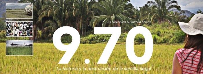 La resolución 9.70 fue expedida en el año 2010 para regular el uso de la semilla en Colombia. Una resolución que aplica los conceptos de la propiedad intelectual a las semillas y que fue promulgada como requisito para la aprobación del Tratado de Libre Comercio (TLC) entre Colombia y Estados Unidos.