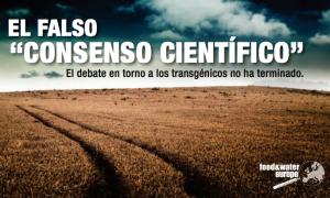 Las empresas de biotecnología agraria, junto a sus partidarios del mundo académico y la blogosfera, están usando todos sus recursos para difundir el mito de que existe