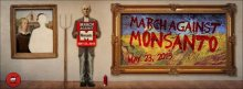 Marcha mundial contra Monsanto #españa #marchmay23 #MAM2015
